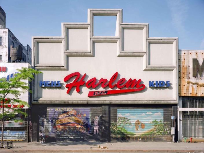 125th: Time In Harlem